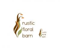 Rustic Floral Barn