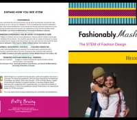 Pretty Brainy; Fashionably Mashed®, The STEM of Fashion Design
