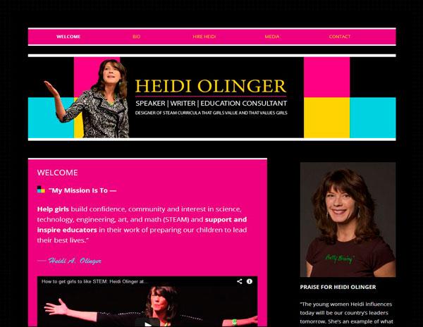 Heidi Olinger