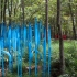 Turquoise Reeds and Ozark Fiori